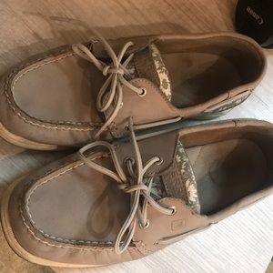 Sperry Topsider's